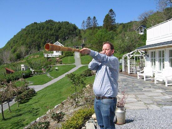Tysnes, Norvège : Torstein husfar
