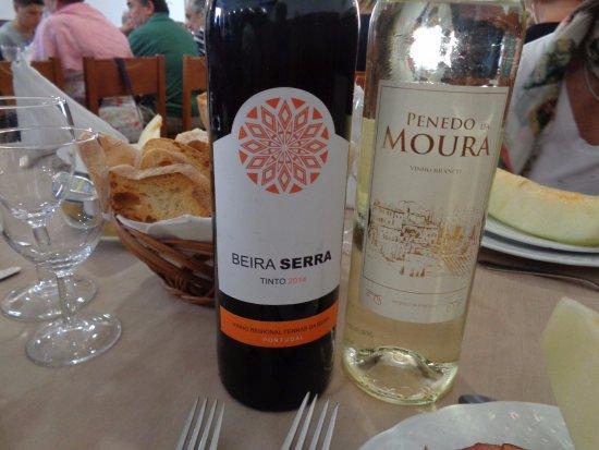Santa Clara a Velha, Portugal: Vini