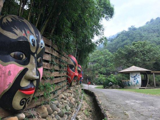 Shan Ban Ciao Mask Cultural Village