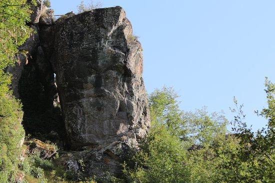 Volto Megalitico di Borzone