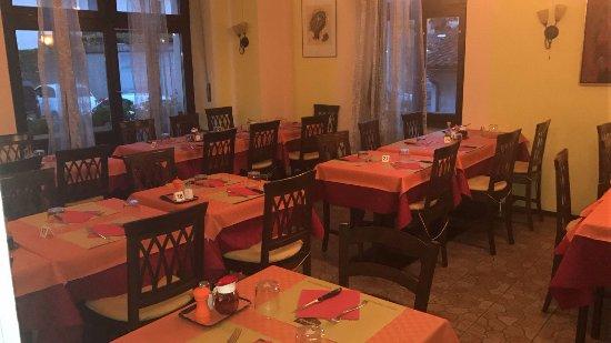 Lumino, İsviçre: La nostra sala