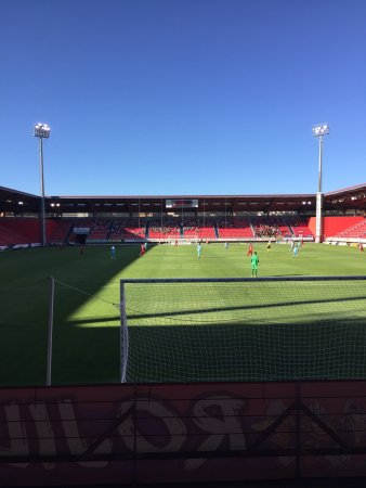 Nuevo Estadio Los Pajaritos