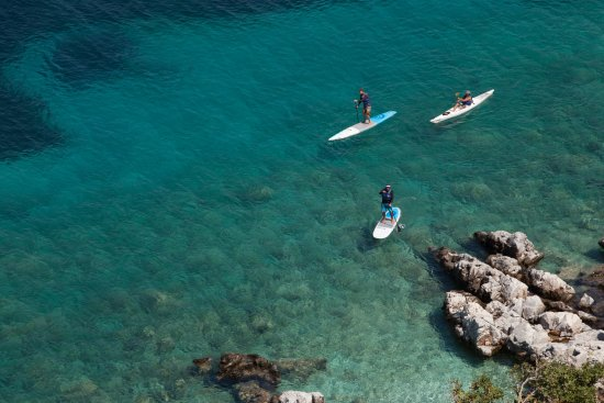 Limeni, Greece: SUP (Stand Up Paddle Boards)