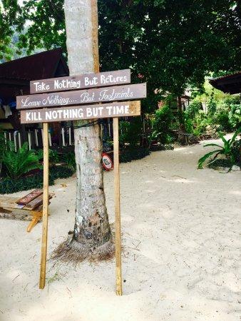 Kapas Beach Chalet: photo0.jpg