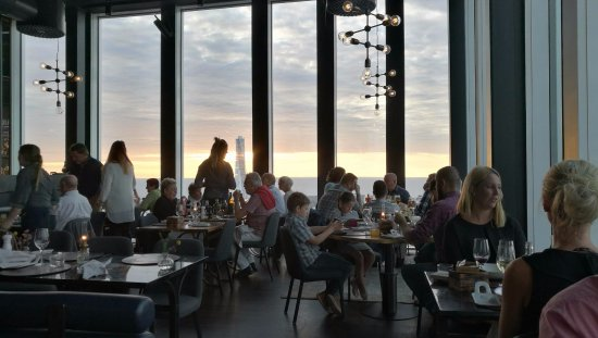 During Sunset Picture Of Kitchen Table Malmo Tripadvisor