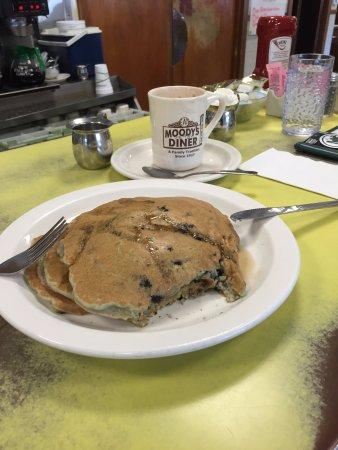 Waldoboro, ME: Pancakes!!