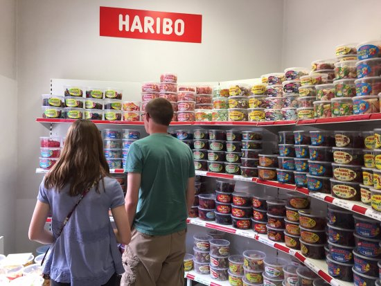 Haribo Factory Store