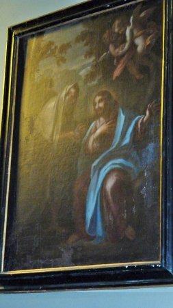 Pella, Italia: Quadro del Cristo