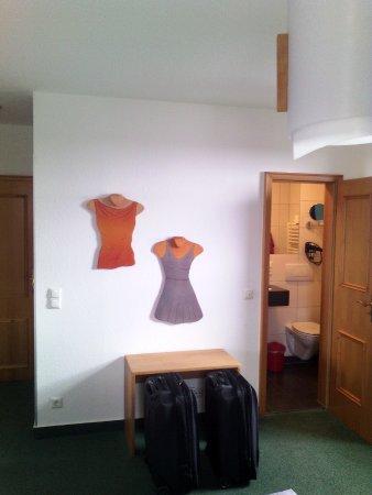 Frauenwald, Almanya: schöne Garderoben-Haken