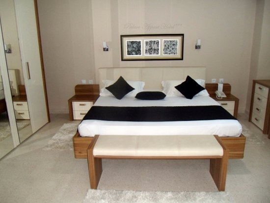 Palace Appart Hotel: Suite Senior