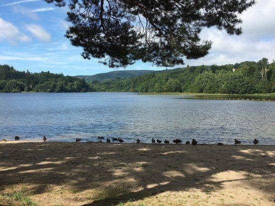 La Villa De Mazamet: Lac des montagnes