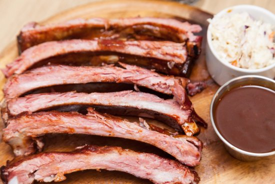 Smoked BBQ Pork Ribs