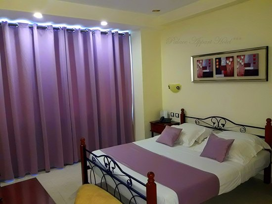 Palace appart hotel alger alg rie voir les tarifs 46 for Appart hotel 78