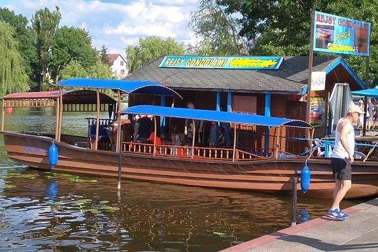 Augustow, Poland: Gondola