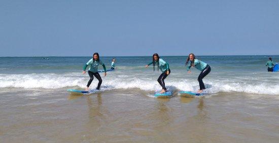 Super école de surf