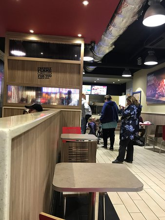 Burger King, Carmarthen - Blue St - Restaurant Reviews ...
