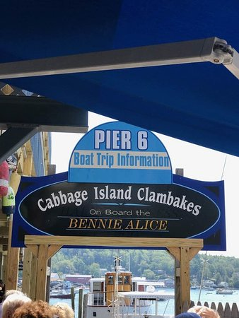 Cabbage Island Clambakes 이미지