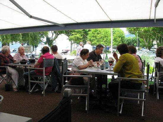le bistrot du port aix les bains 2 boulevard robert barrier restaurant avis num 233 ro de