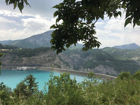 Rousset, Francia: barrage