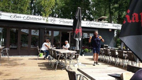 Le Chesne, ฝรั่งเศส: Photo de la brasserie le Panoramic