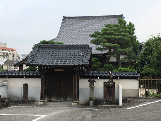 Choraku-ji Temple