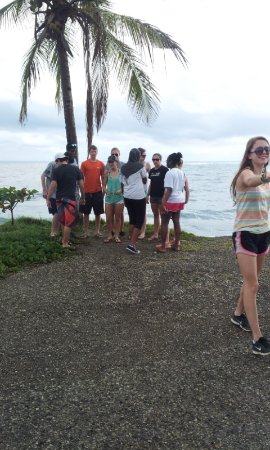 Puerto Plata, République dominicaine : Rio san juan   laguna  grigrí   cabrera