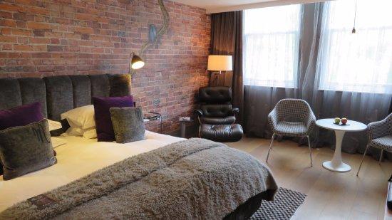 Malmaison London: Mal Club room