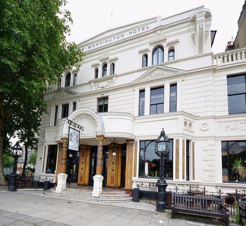 The Warrington Hotel London Restaurant Reviews Phone Number Photos Tripadvisor