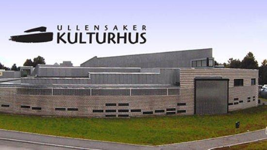 Jessheim, النرويج: Ullensaker kulturhus