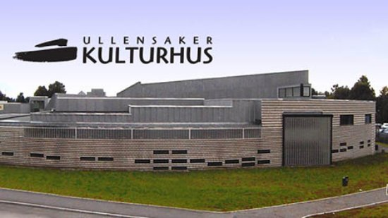 Jessheim, Νορβηγία: Ullensaker kulturhus