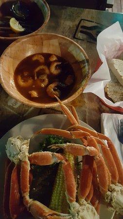 Foto de CJ's Crab Shack