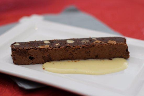 Mantry, Prancis: Gâteau au chocolat gourmand ^^