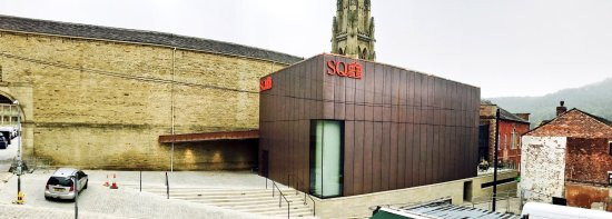 Square Chapel Arts Centre