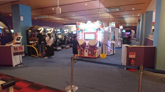 Round 1 Stadium, Diver City Tokyo Plaza