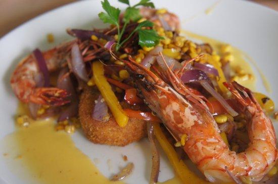 PROA Restaurant Guam: 海老の・・・忘れました