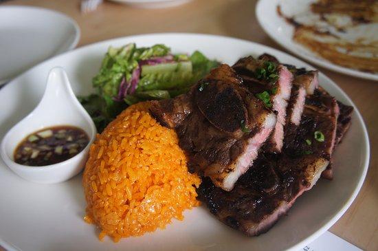 PROA Restaurant Guam: ライスが選べました