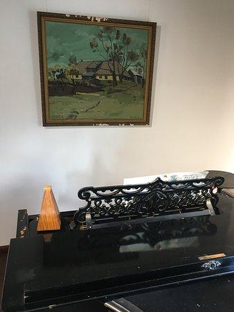 The memorial museum of writer Šatrijos Ragana: Calm saturday in the museum