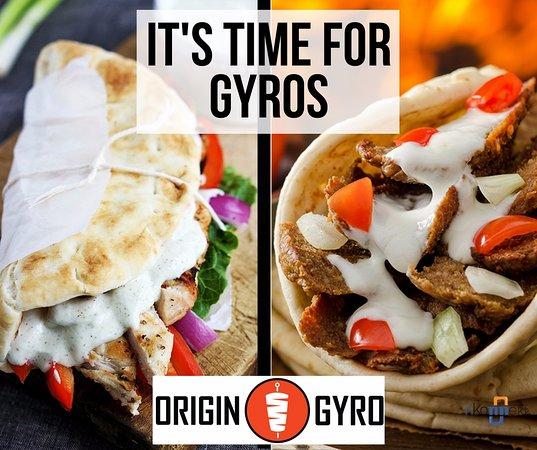 Hurst, TX: gyros