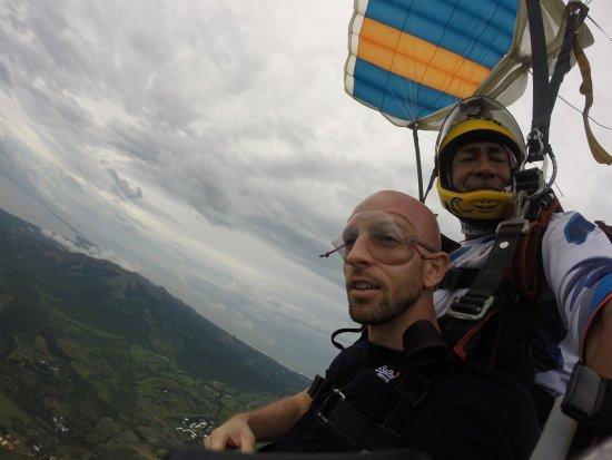Chame, Panamá: P3 Skydive
