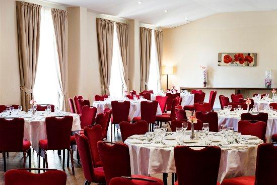 Aquabella Hotel: Salon de réception pour séminaires et événements privés