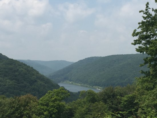 Susquehannock Lodge and Trail Center: Lyman Run State Park