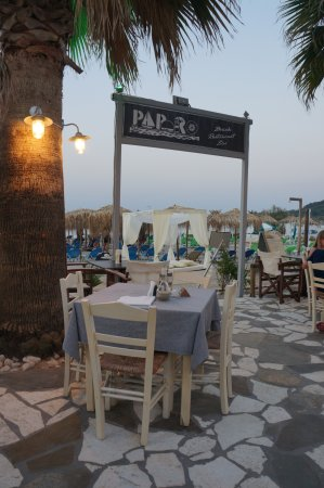 Paporo Beach Restaurant & Bar