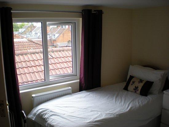 Mayview Guest House: chambre double avec salle d'eau, n°14