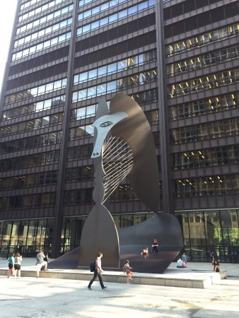 Hotels Near Daley Plaza Chicago Il