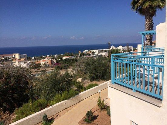 Sunny Hill Hotel Apartments: tranquilité et calme