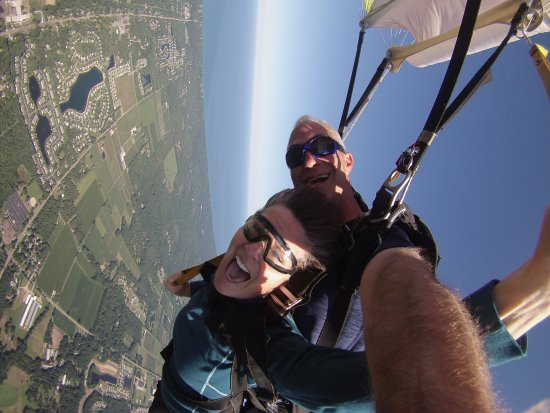Skydive Holland