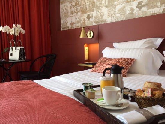Aquabella Hotel: Chambre confort
