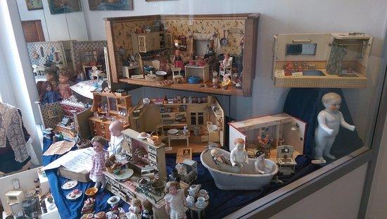 Spielzeug und Ikonen Museum