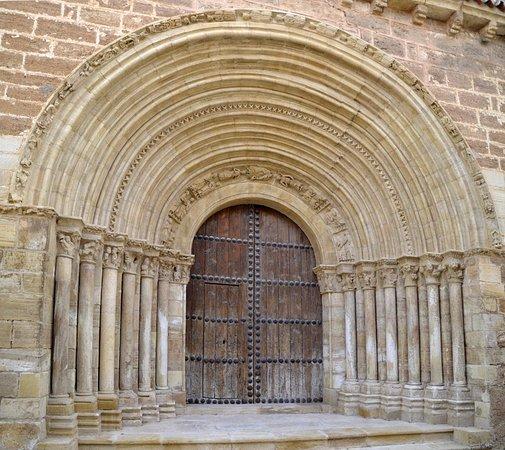 Iglesia del Salvador: Fachada lateral