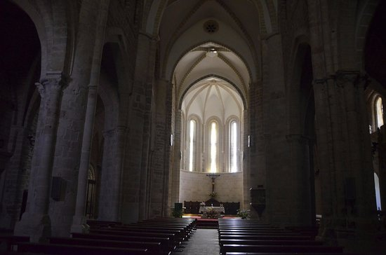 Iglesia del Salvador: Interior